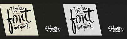 Hipster Script Pro