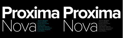 FONT PROXIMA FREE DOWNLOAD NOVA