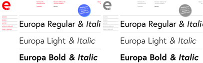 EuropaType.com