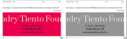 The Foundry Types