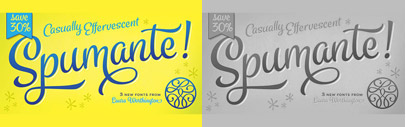 Spumante by @L_Worthington. 30% off until Feb 7.