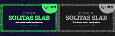 Solitas Salb by @insigneDesign. 85% off until Oct 16.