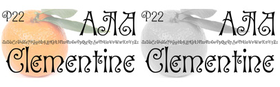 P22 Clementine by @P22TypeFoundry. 25% off for a limited time.
