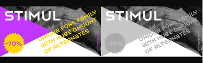 Stimul by Ivan Petrov. Stimul Family is 70% off until October 3.