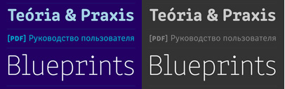 New typeface from @rosettatype: Clone by Lasko Dzurovski.
