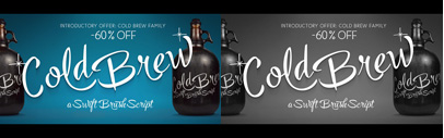 Cold Brew by Fenotype. Cold Brew Family is 60% off until April 22.