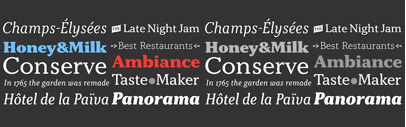 Kopius' a contemporary relaxed serif' by @kontourtype