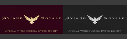 Aviano Royale by @insigneDesign. 75% off until May 13.