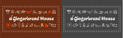 Gingerbread and Gingerbread House by Vasily Biryukov and Alexandra Korolkova. Introductory Offer 20% off till January 7th.