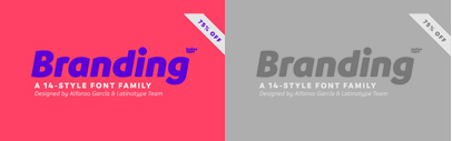 The pre-release sale of Branding is over' but the complete family set is 75% off until July 16.