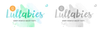 Lullabies by Yellow Design Studio. Lullabies Complete Family is 50% off until Sep 16.