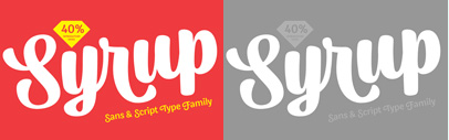 Syrup by Fenotype. 40% off until Oct 28.