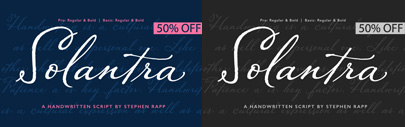Solantra by Stephen Rapp comes with 2 weights. 50% off until Nov 13.