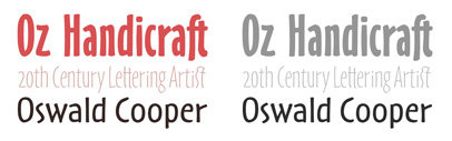 Oz Handicraft was expanded.