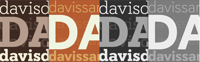 Canada Type released Davis and Davis Sans.