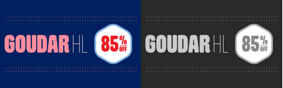 Goudar HL by Stawix. 85% off until March 17.