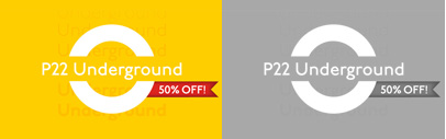 P22 Underground is 50% off till January 31st.