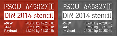 @ParaTypeNews released DIN 2014 Stencil. On sale till May 29.