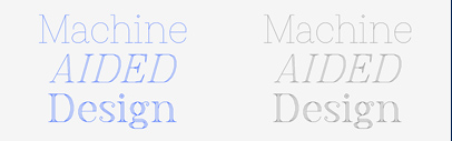 @colophonfoundry released MAD Sans and MAD Serif designed by Dries Wiewauters.