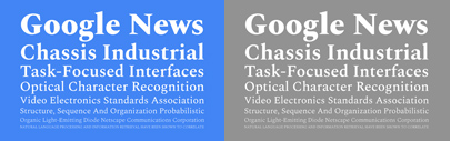 Spectral' designed by @ProductionType' for @googlefonts