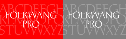 @P22TypeFoundry released Folkwang Pro.