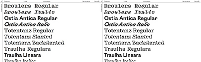 extrabrut.shop launched. Droulers' Ostia Antica' Totentanz and Traulha are available.