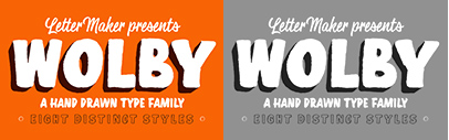 Wolby by @TeoTuominen. 80% off until December 31.