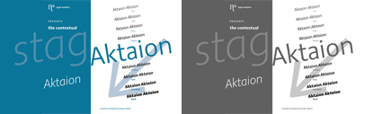 @type_matters added italics to Aktaion.