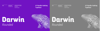 Los Andes released Darwin Rounded.
