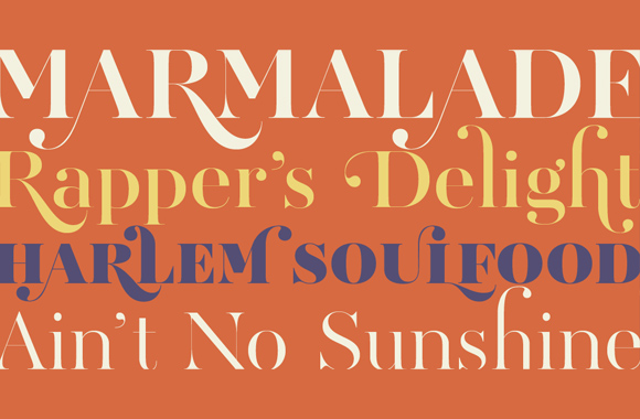 Font News [New Font Release] @typofonderie released AW