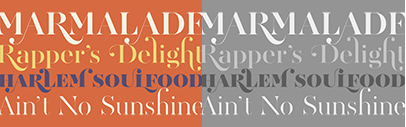 @typofonderie released AW Conqueror Didot. It comes with 3 optical sizes' each of which has 8 weights.
