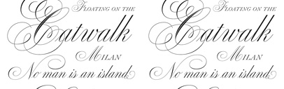 Medusa' an elegant and beautiful script by Ramiro Espinoza.