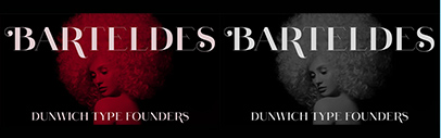 Dunwich Type Founders released Barteldes.