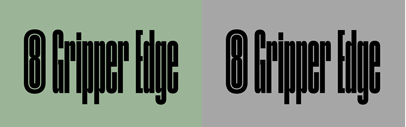 Colophon released Coign which comes with 28 styles – comprising of seven weights in four different widths.