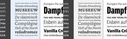 TDC Typeface Design 2013 winners announced