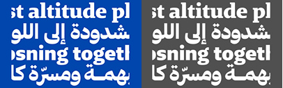 Bold Monday released Brando Arabic.