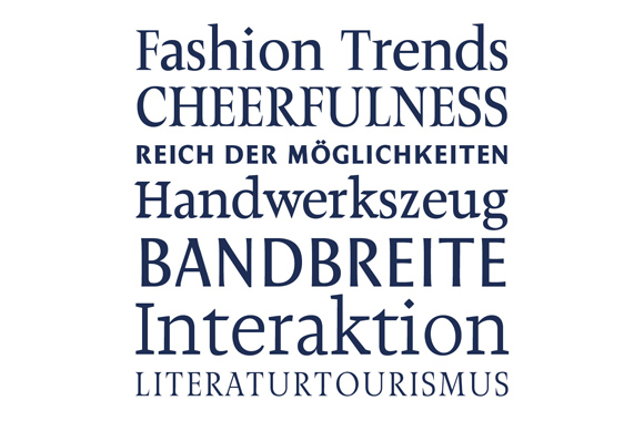 Font News [New Font Release] Seraphs designed by Bernd Volmer was