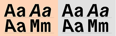 General Type Studio released General Grotesque' General Grotesque Reclined' and General Grotesque Mono.