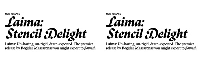 Type Together released Laima.