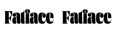 OH no Type released Ohno Fatface. It comes in 5 widths and 9 optical sizes. Check their newsletter for a coupon code for today only.