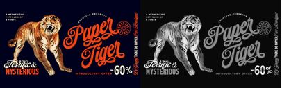 Fenotype released Paper Tiger.
