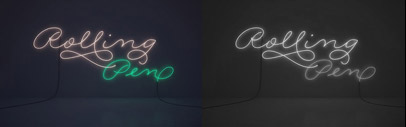 Rolling Pen' a lively and monoline script by Sudtipos. Introductory offer 30% off till August 8th.