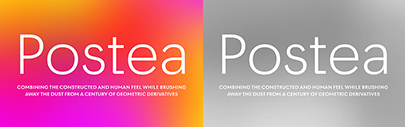 Type Together released Postea.