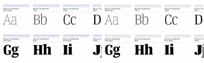 10 weights of Neuvos Condensed were added to Neuvos family.