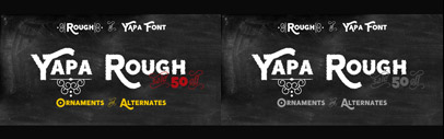 Yapa Rough a rough version of Yapa. 50% off till March 1.