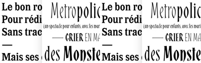 Ennio FY and Minuit FY by @fontyouverymuch. Ennio FY is 50% off till March 29 and Minuit FY is 50% off till April 3.