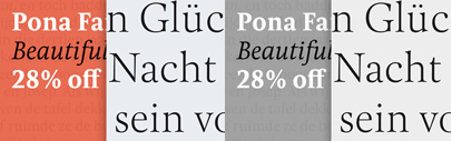 Pona and Pona Display are 28% off till December 5th.