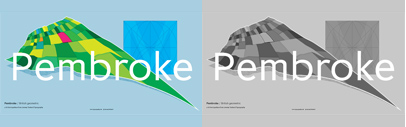 Pembroke' a British geometric sans serif by @JeremyTankard. It consists of 8 weights and corresponding italics.
