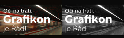 Metron is back: it was originally designed by  Jiří Rathouský for the Prague underground transport system. Storm Type digitized it in 2004 and is back in 2014.