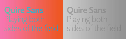 Quire Sans by @Rebeletter. Introductory offer Quire Sans Family 80% off till August 8